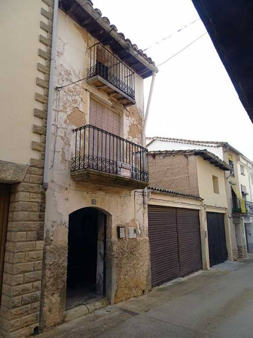 Torrecilla - Old town house