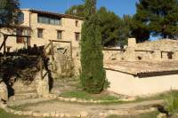 Valderrobres - Torre del Compte - Spectacular property of 40 hectares with stone farmhouse
