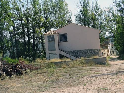 Mas de las Matas - Recently built country house of 50 m2