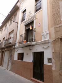 Alcañiz - Furnished 4 floor house