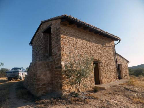 Valdealgorfa, Alcañiz - Rural property of 4ha with farmhouse