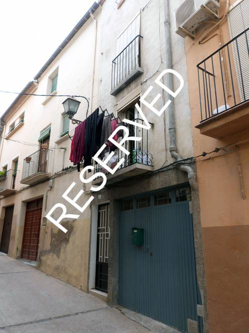 Alcañiz - Antique furnished and remodeled town house
