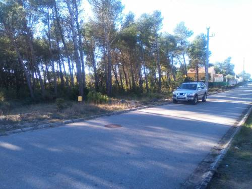 Querol (Tarragona) - Land for development